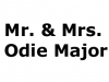 Mr. and Mrs. Odie Major