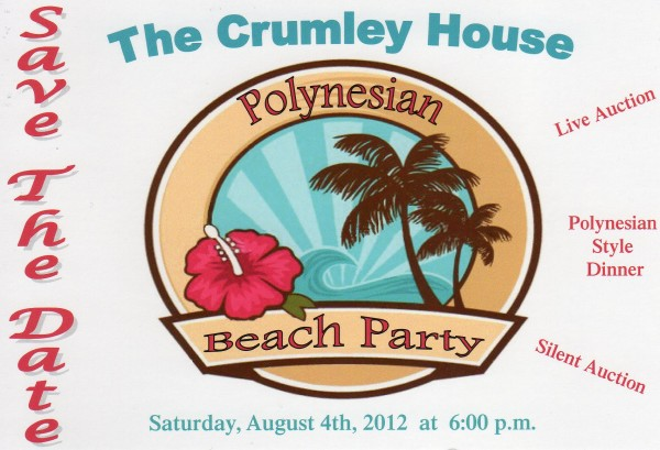 Polynesian Beach Party 2012