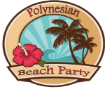 The Polynesian Beach Party Logo