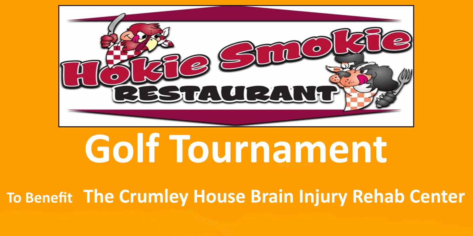 2016 Hokie Smokie Restaurant Golf Tournament to Benefit The Crumley House