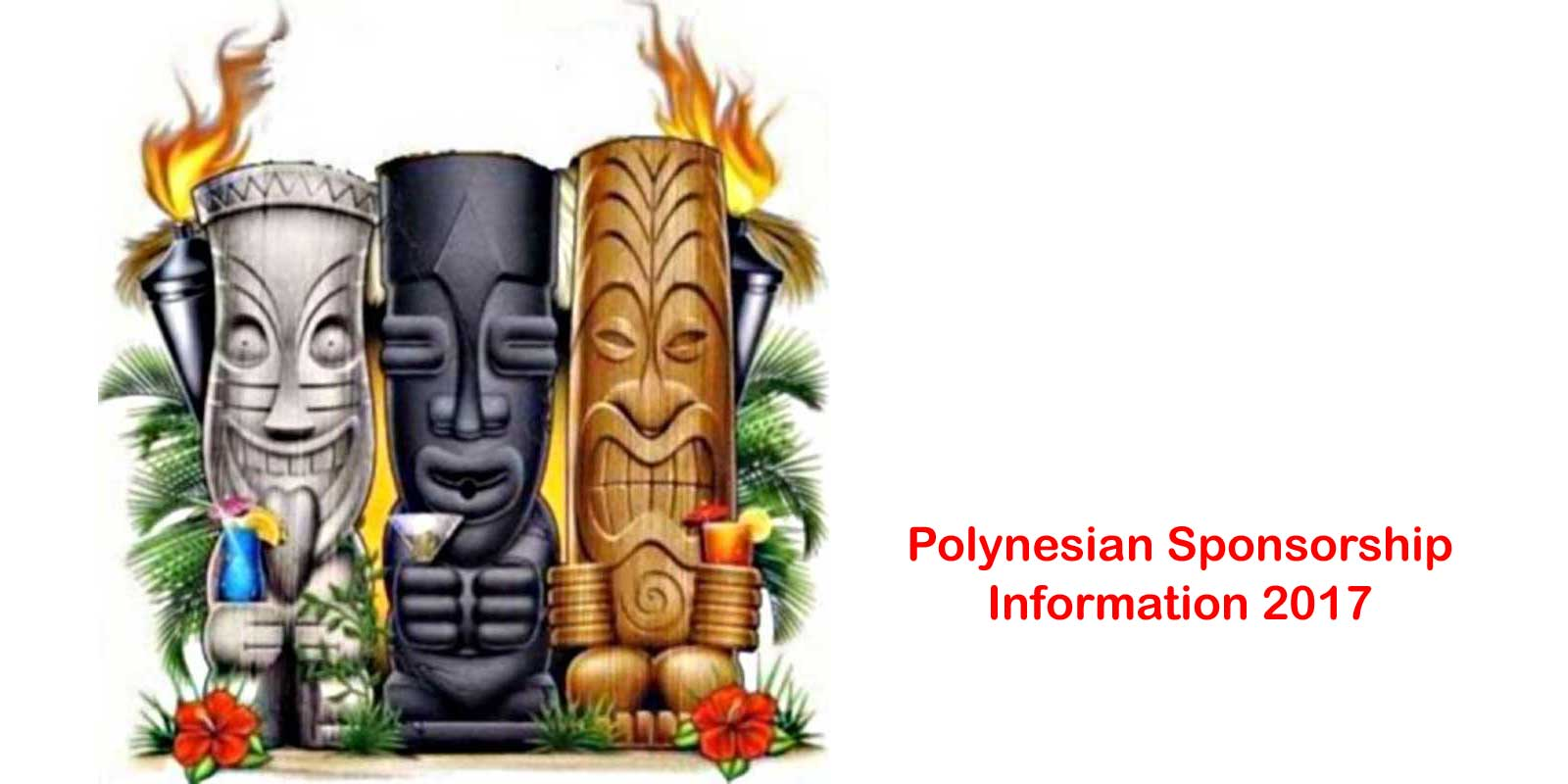 Polynesian Beach Party 2017 Sponsorship Form